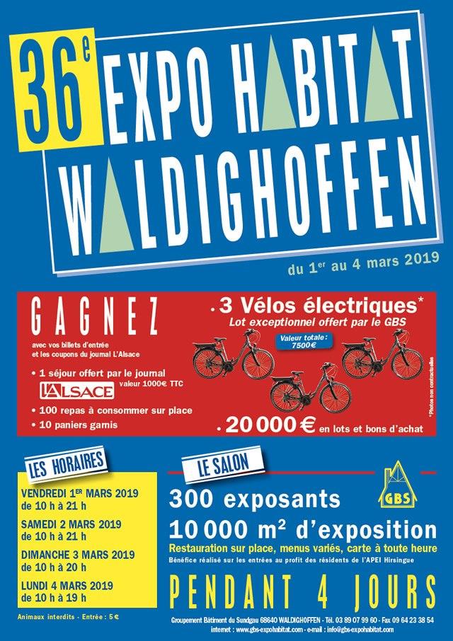 36ème Expo Habitat Waldighoffen
